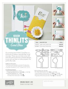 Thinlits